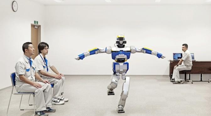 Le robot, sujet de littérature, devenu sujet de photographie