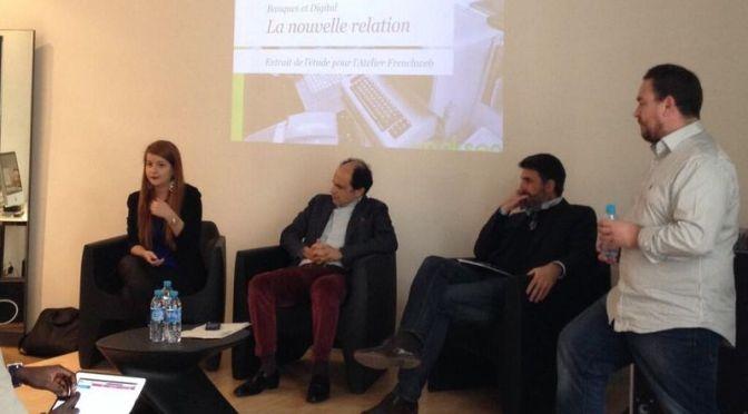 Banque et Finance : Atelier chez FrenchWeb