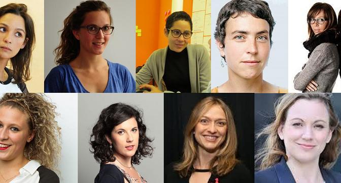 10 femmes à suivre en 2015