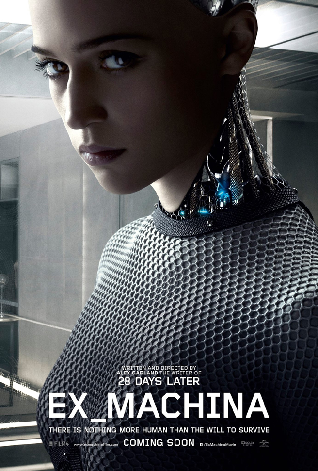 REVIEW OF 'EX_MACHINA'