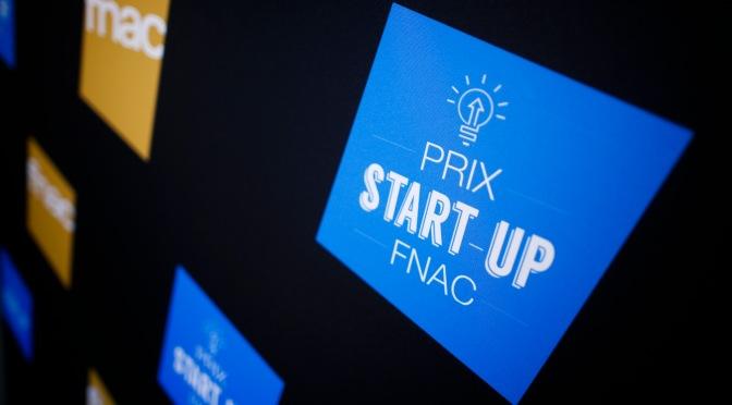 Prix StartUp Fnac