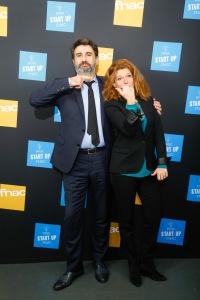 Remise du Prix Start Up Fnac