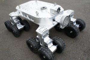 Tecdron, une légion de robots