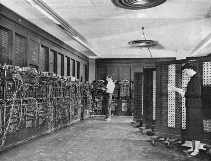 Il y a 60 ans, «l'ordinateur» (le mot) est né
