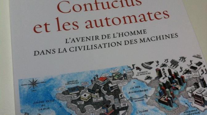 Voyage initiatique au coeur de la révolution des machines