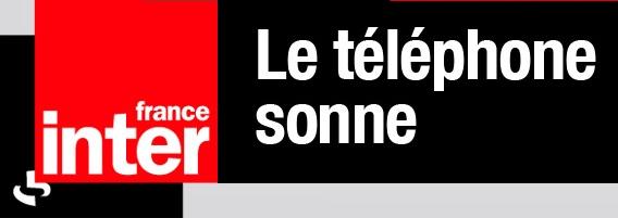 L'invité du «Telephone Sonne» sur France Inter ce soir