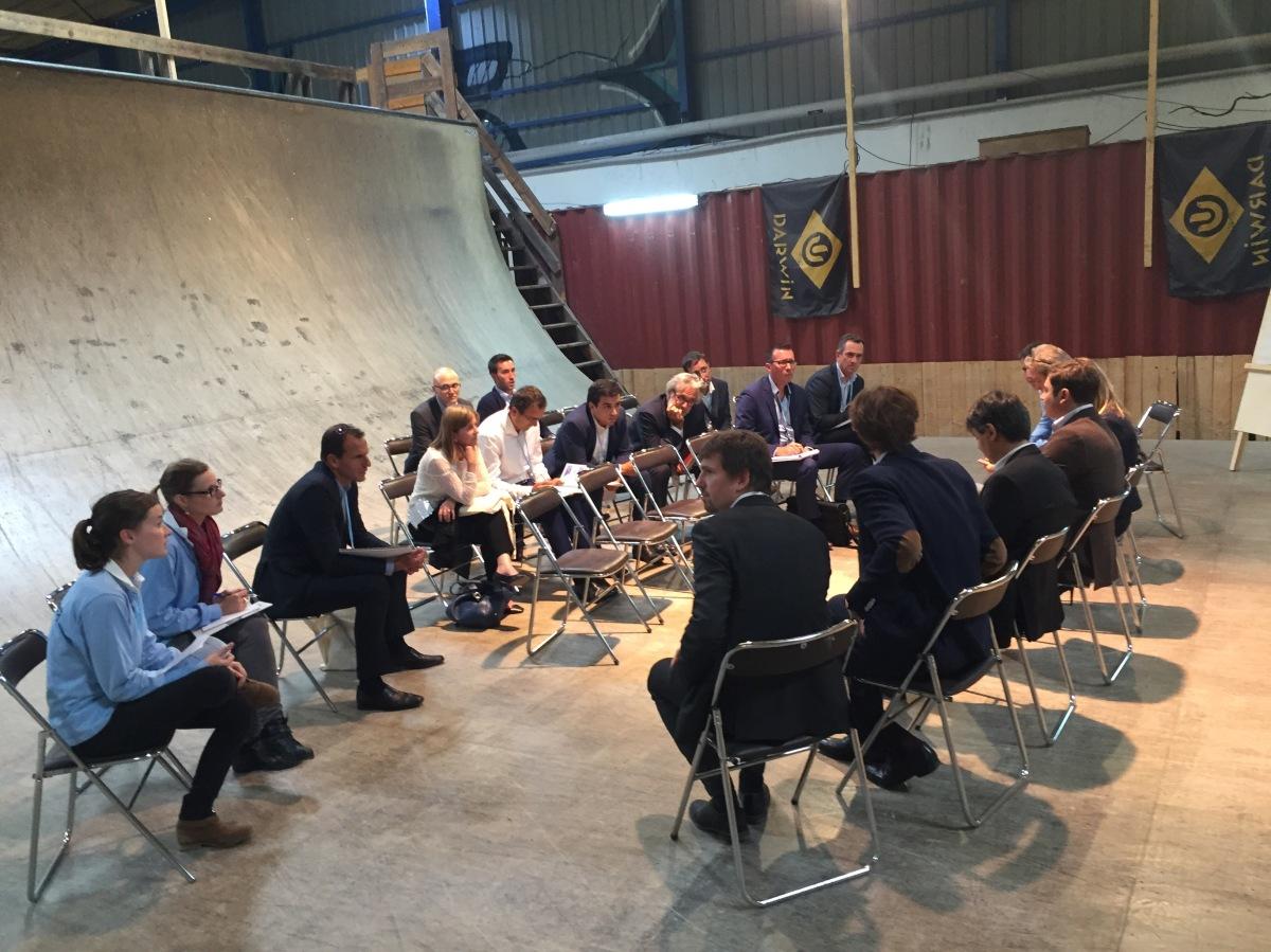 Bordeaux Fintech 2016 : Blockchain, PME et millenials