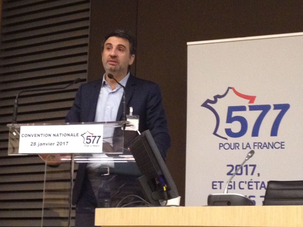 Convention nationale 577 pour la France