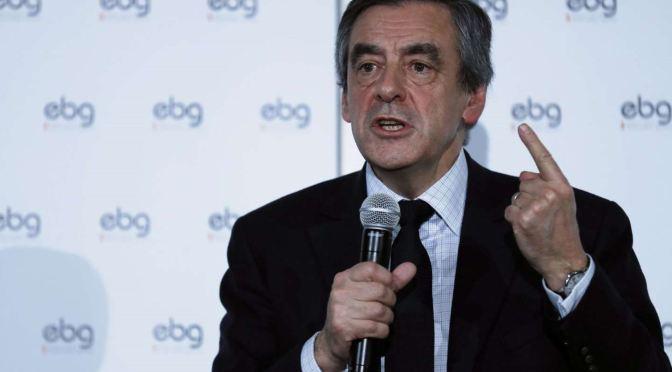 Francois Fillon à l'EBG