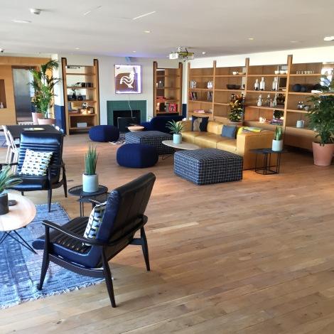 Le lounge 8eme Etage