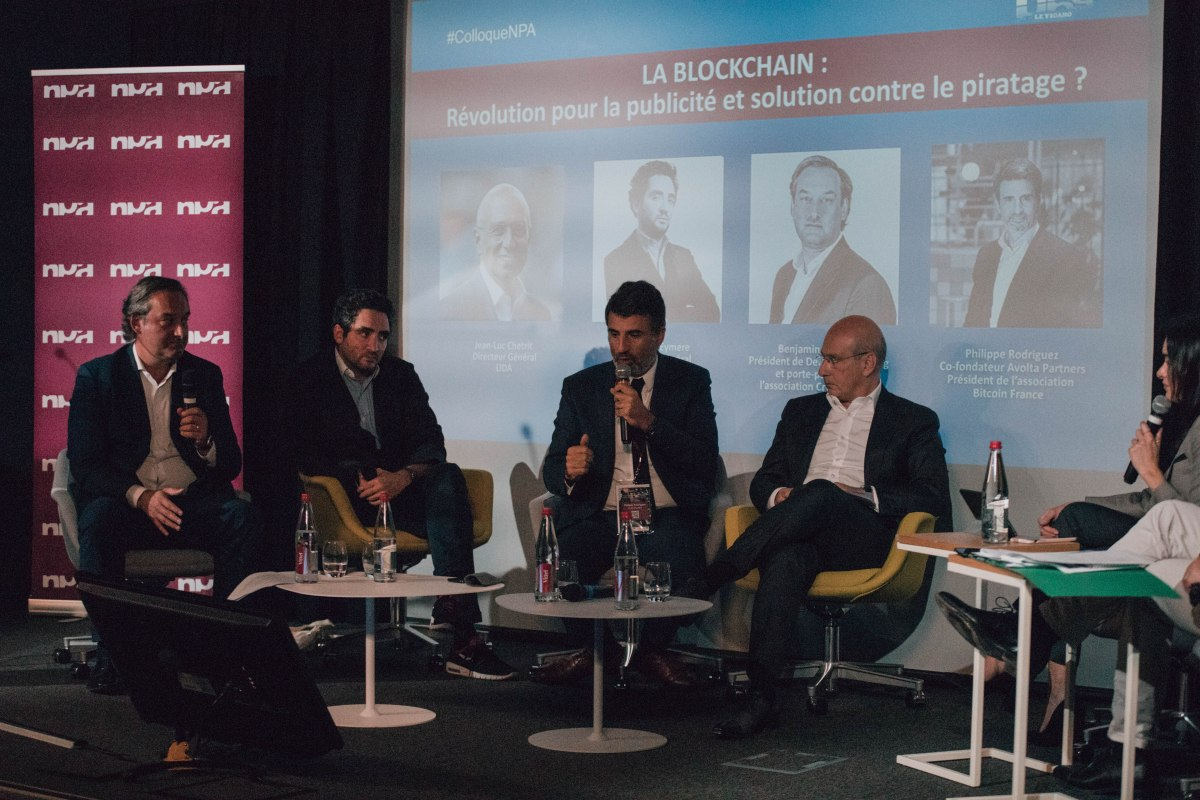 Blockchain et advertising